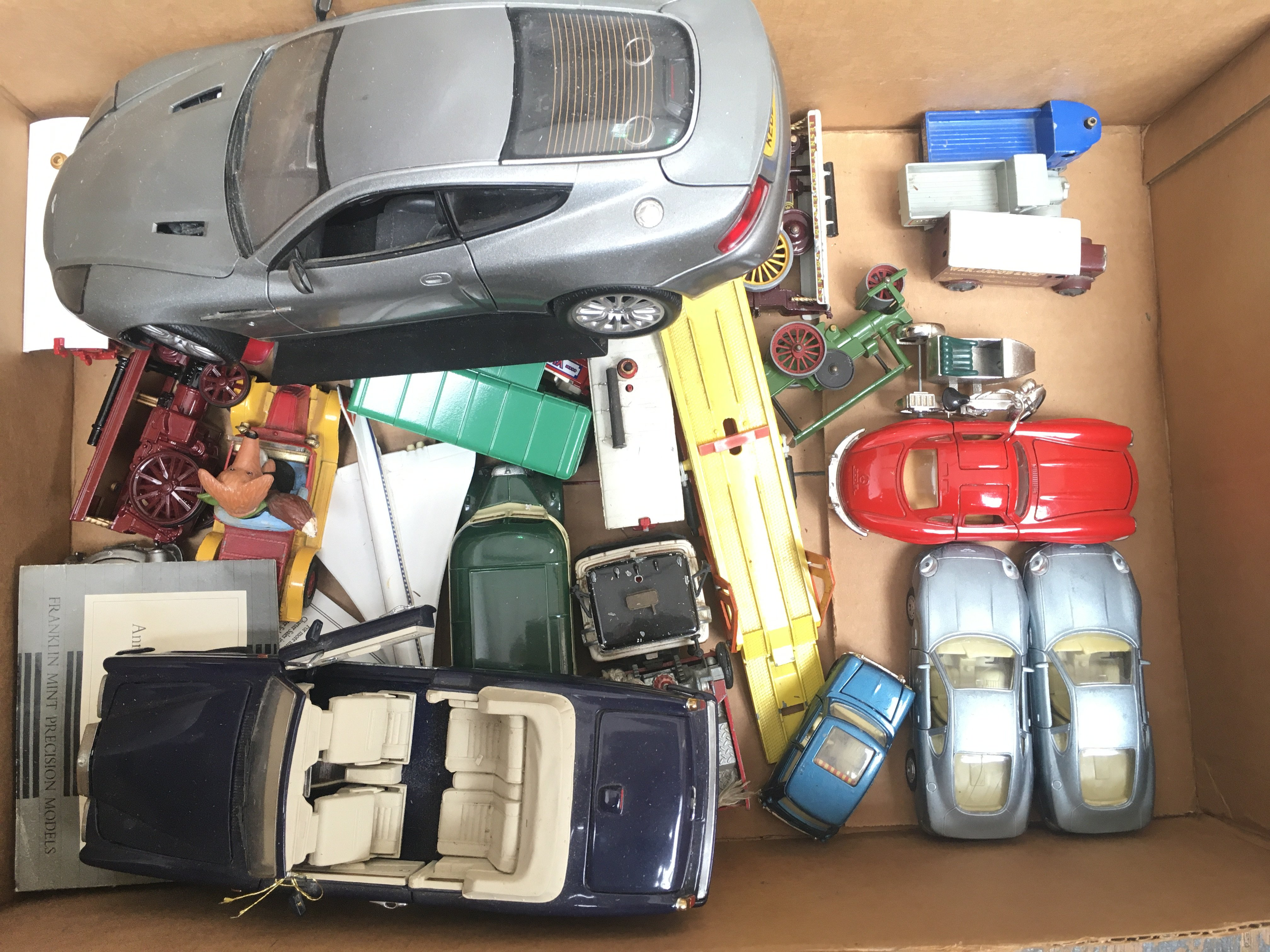 A Box Containing Various Die-Cast. - Image 2 of 2