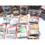 A Collection of Carded Disney Cars.
