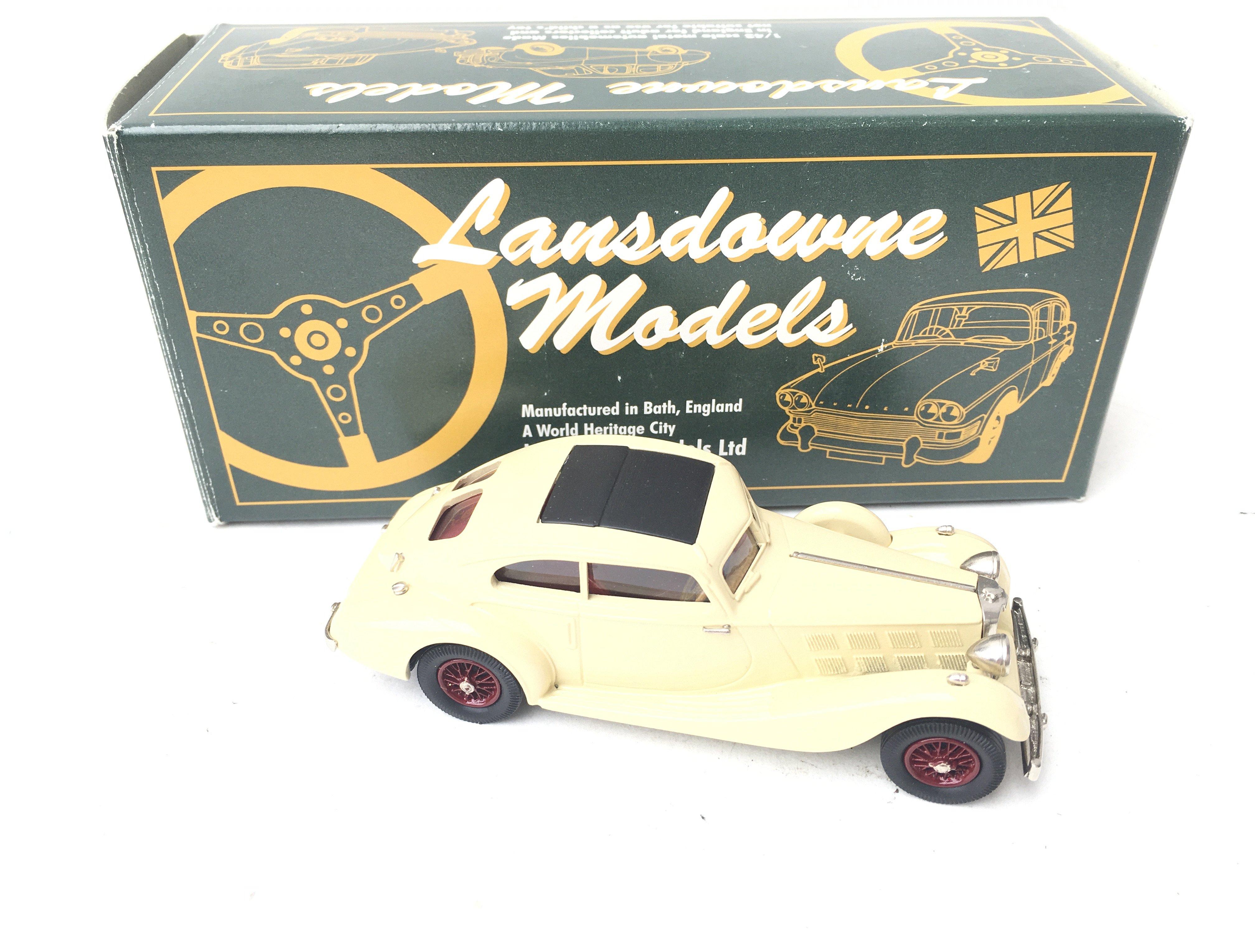 2 X Lansdowne Models. LDM 31 1947 Bristol 400 And - Image 3 of 3