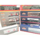 A Box Containing collection of Bachmann and Hornby