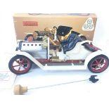 A Boxed Mamod Steam Roadster SA1.