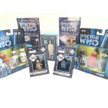 A Collection of boxed Corgi Dalek sets # Ty96204.