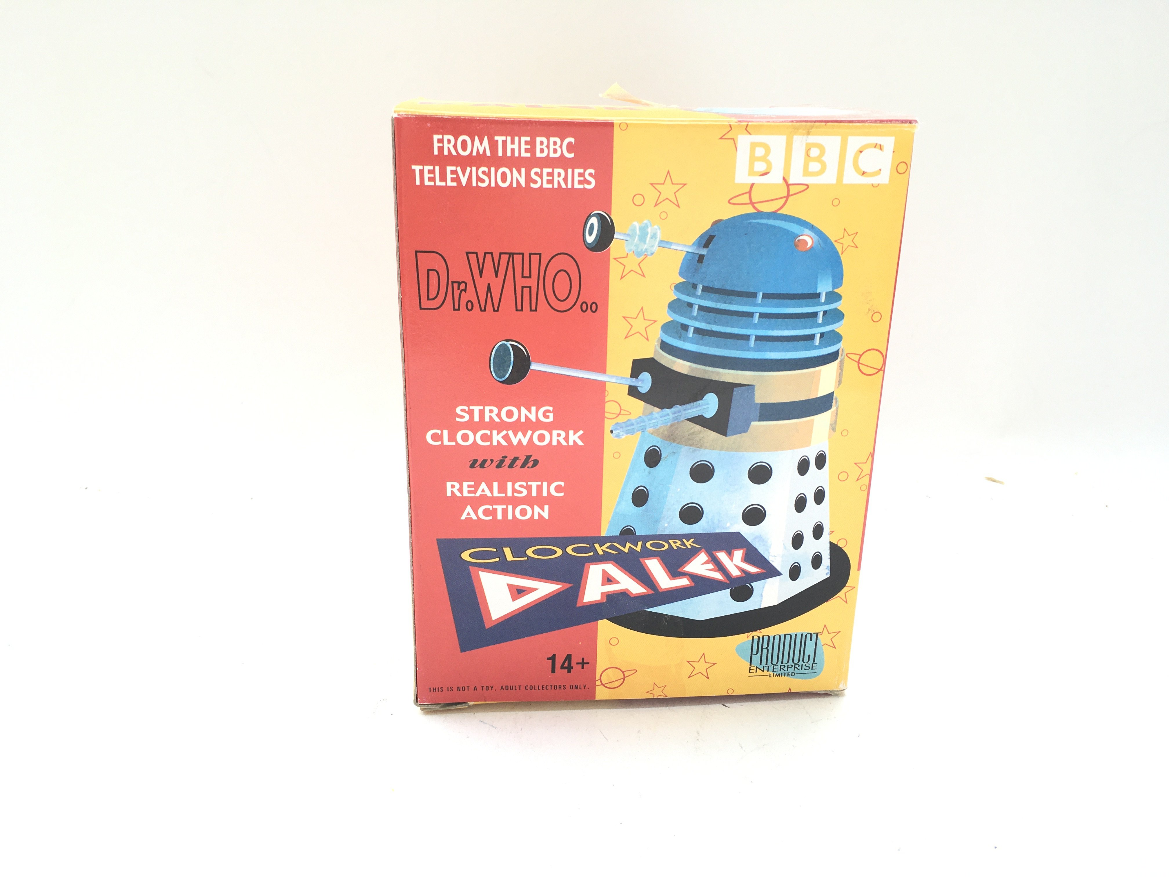 A Doctor Who Product Enterprise Limited Clockwork - Image 3 of 3