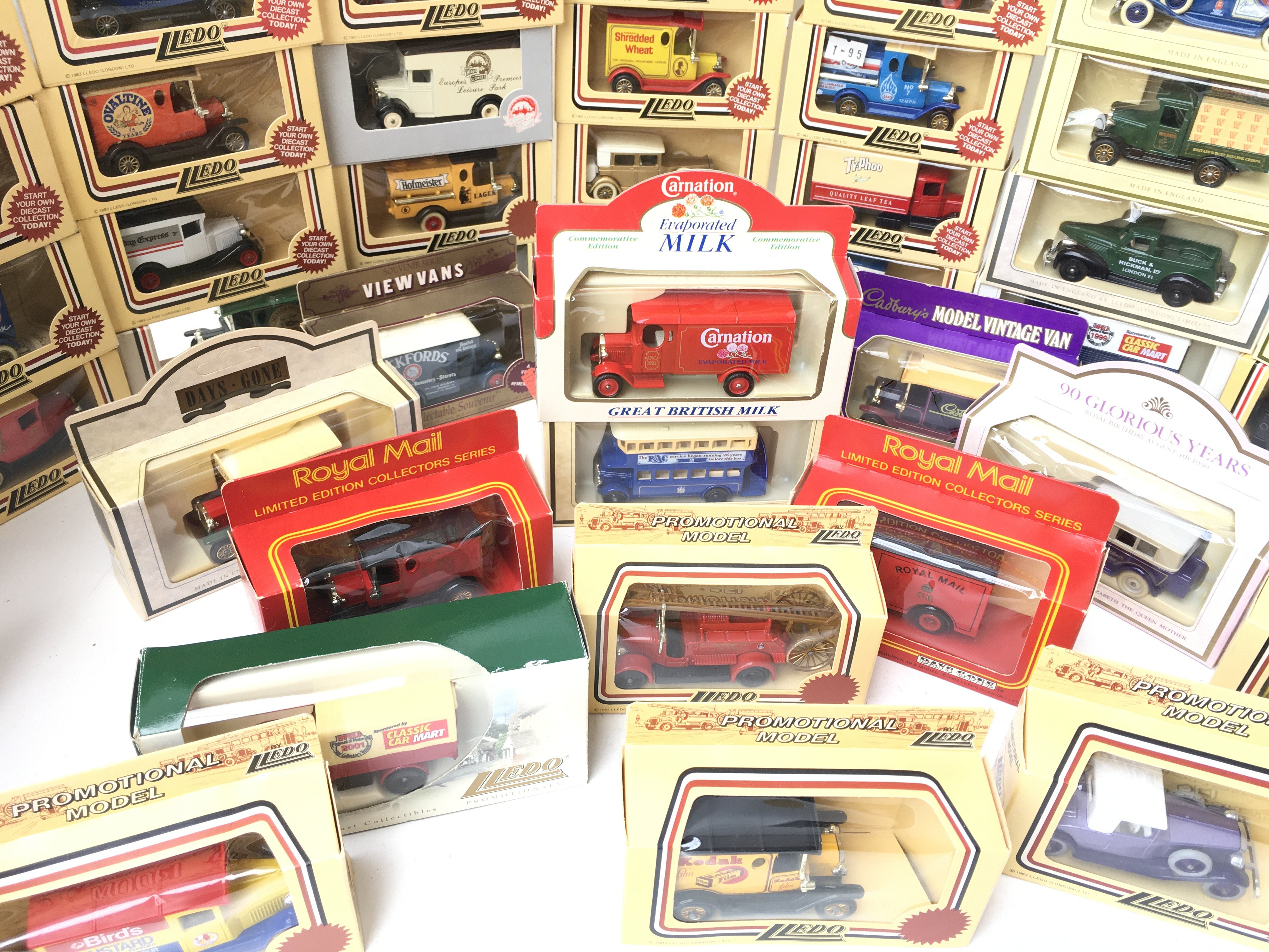 A Collection of LLedo Days Gone all boxed. - Image 4 of 4