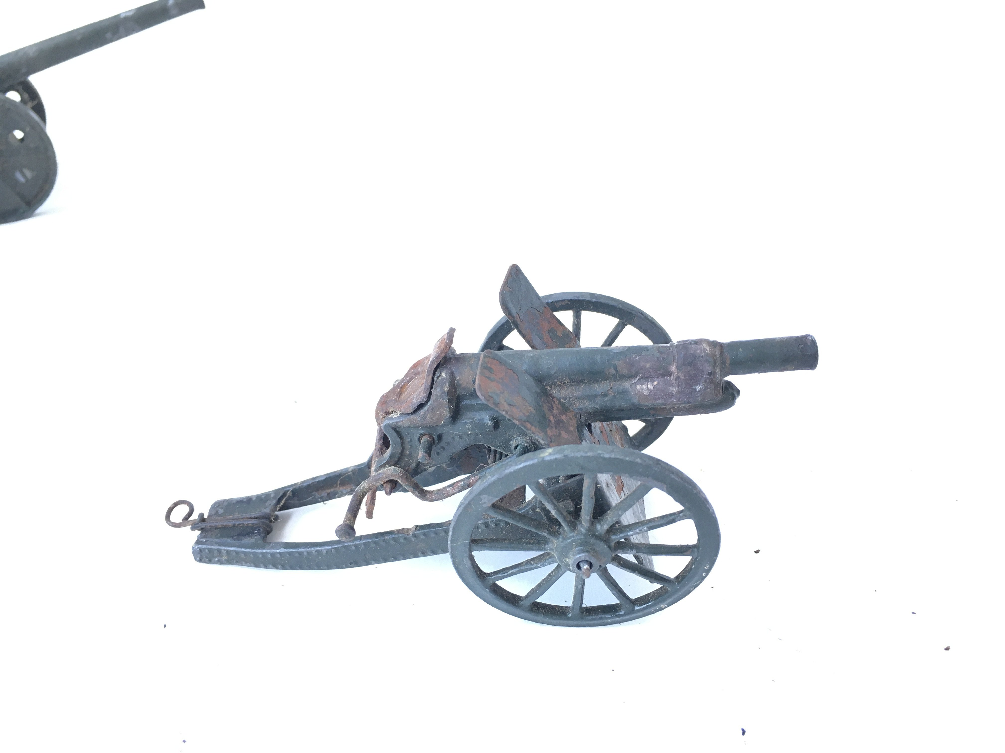 A Britain's Cannon and one other (Unmarked) - Image 4 of 4