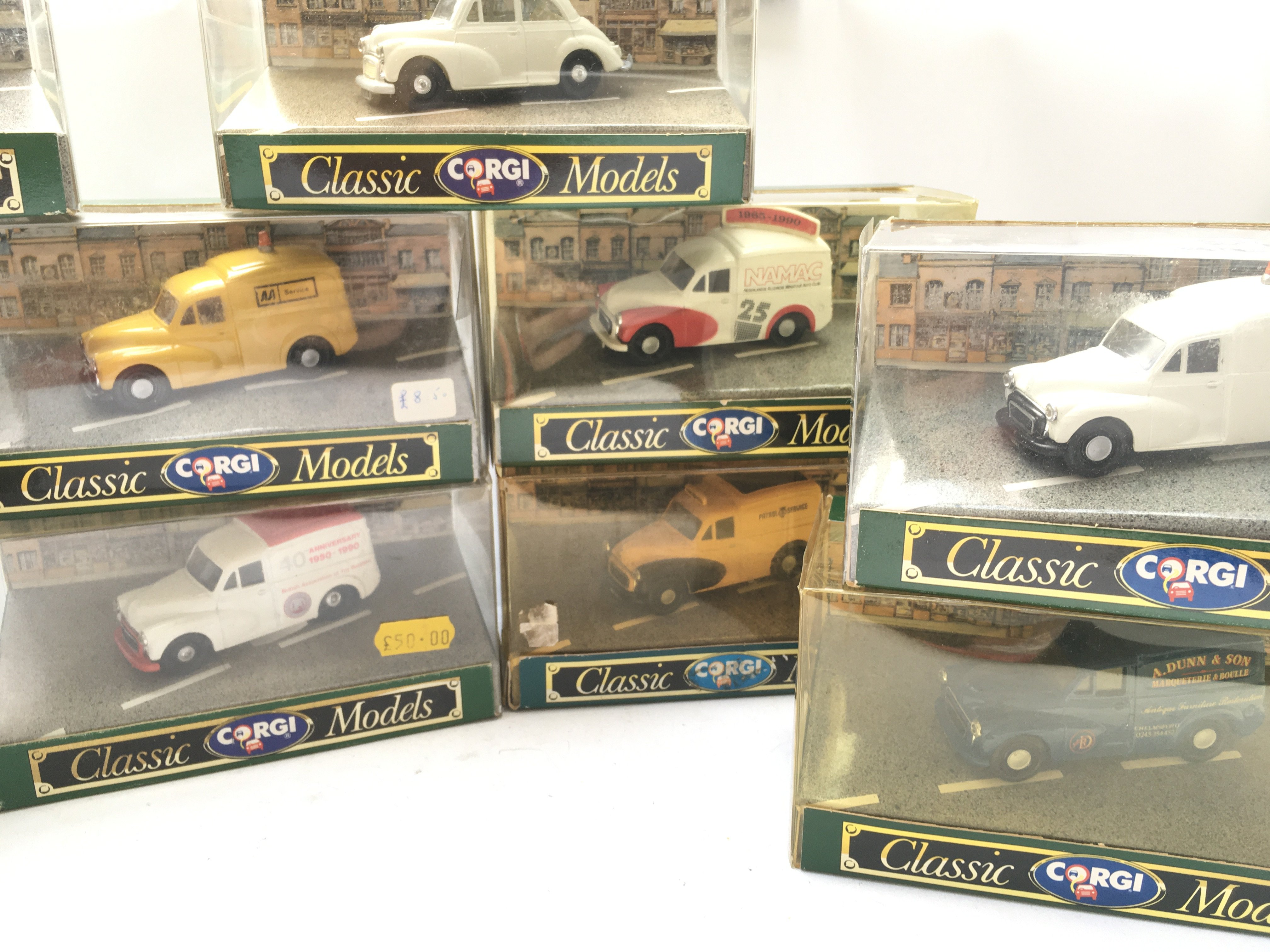 A Collection Of Corgi Models. All Morris Minors. B - Image 3 of 3