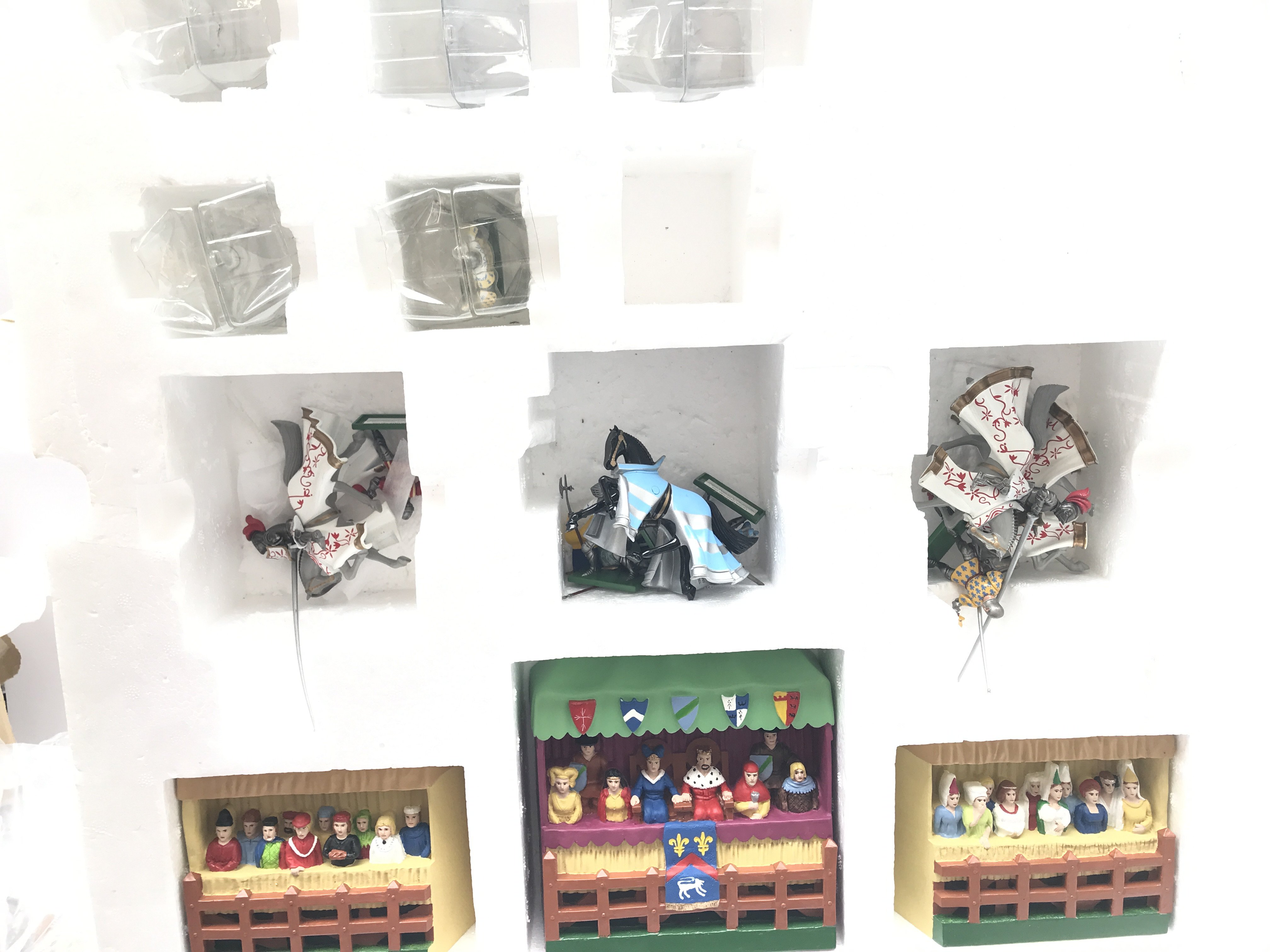 A Boxed Britain's Tournament Knights. Tournament D - Image 2 of 3