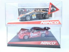 2 X Boxed Ninco Cars. A Lamborghini Gallardo #5048