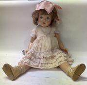 A Princess Elizabeth doll from the Alexander Doll Company. 22