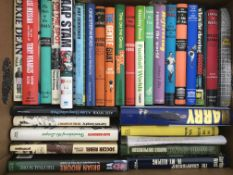 Mint Condition Old Football Autobiography Books: Never have you seen mainly original first
