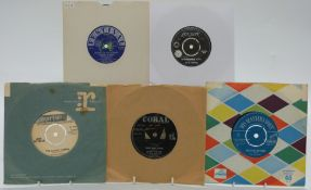 Approximately 300 singles mostly 1960s including Lulu, The Nashville Teens, Love Affair, The Rip