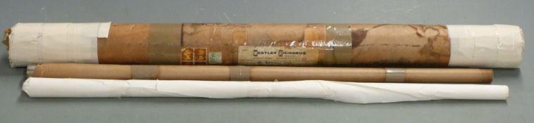 A pair of Westley Richards 12 gauge 28.5 inch shotgun barrel sleeves suitable for rebarrelling, in