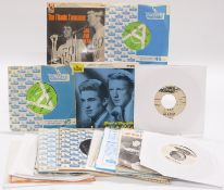 Jan and Dean - 22 singles including demos on London,Liberty and CBS plus two EPs