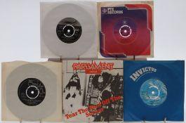 Soul/Disco/Funk/Funk - approximately 60 singles including Parliament, Laura Lee, Kenny Bernard,