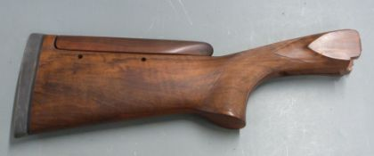Perazzi semi-pistol grip shotgun stock with adjustable comb (41.5cm long)