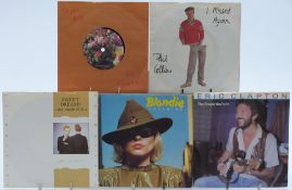 Approximately 120 singles, mostly late 70s/early 80s