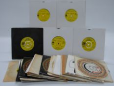 Promo / Demo - 34 singles on A & M, mostly late 1960s and early 1970s