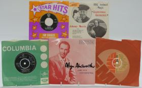 Approximately 300 singles mostly 1960s including Marmalade, Christ Montez, Matt Monro, The Bee Gees,