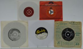 Approximately 300 singles mostly 1960s including The Byrds, The Fortunes, Les Reed, Brian Poole, The