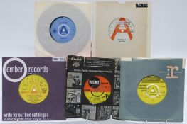 Promo / Demo - Approximately 70 singles on Phillips, Brunswick, Page One, Piccadilly, Cameo Parkway,