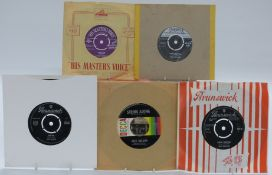 Ricky / Rick Nelson - 38 singles mostly on London including tri centres