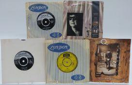 Roy Orbison - 36 singles including yellow demo Lana (HLU10051)
