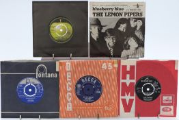1960s - Approximately 100 singles including Billy Fury, Wayne Fontana, The Fortunes, The Beatles,