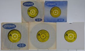 Promo / Demo - 48 singles on yellow London