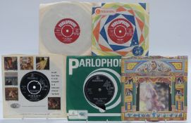 Approximately 250 singles, mostly 1960s including The Shirelles, 5th Dimension, Gary Lewis, The