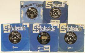 Stateside - Approximately 90 singles on Stateside