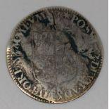 Elizabeth I 1562 hammered sixpence star mint mark