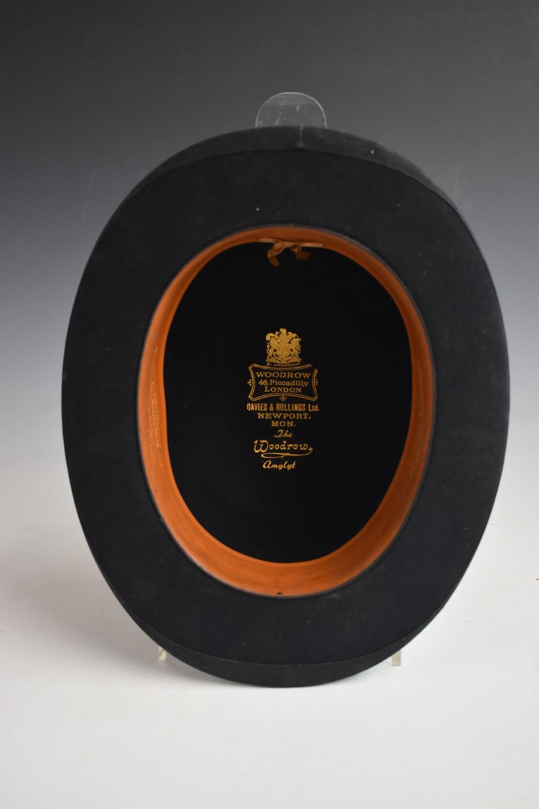 A top hat by Christys', London size 7 and two bowler hats, one by Woodrow, Piccadilly the other - Image 5 of 7