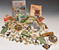A collection of Wade Whimsies, some boxed