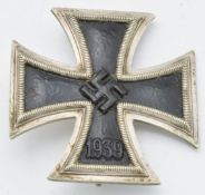 German WW2 Third Reich Nazi Iron Cross 1st class