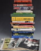 Car racing and other interest books to include Ian Walker Racing The Man and His Cars, Lanchester