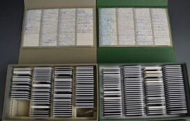 Approximately 250 35mm slides depicting buses including London Transport, Eastern National,