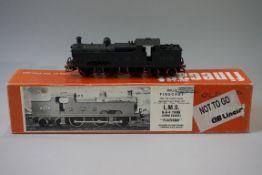 A Wills Finecast LMS 0-6-4 2000 Class 'Flatiron' tank locomotive 2019, in original box.
