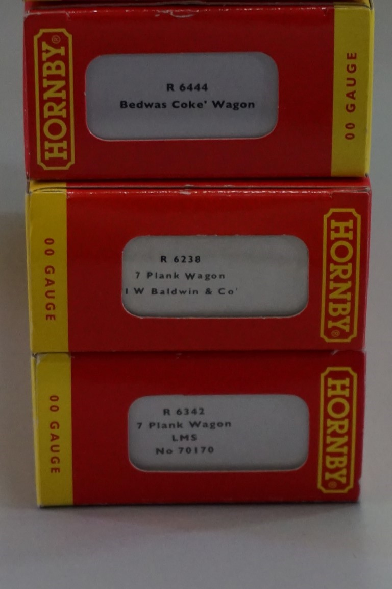 Eleven 'OO' gauge wagons, each in Hornby box. (11) - Image 12 of 12