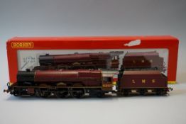 A Hornby R2225 'OO' gauge LMS 4-6-2 Princess Royal Class 'Princess Arthur of Connaught' locomotive