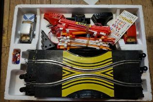 A Scalextric 'Ford Escort XR3i Racing' set, boxed.