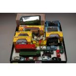 A small collection of diecast vehicles, to include Lesney, some boxed. (qty)