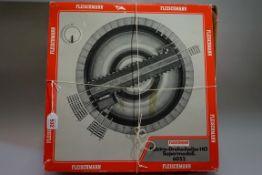 A Fleischmann 'OO' 6052 turntable, boxed.