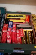 A good collection of Hornby 'Dublo' BR locomotives, tenders, wagons and coaches, to include: 'City