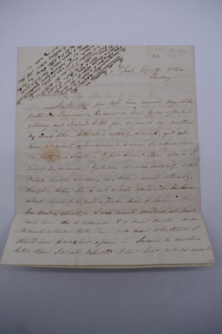 MANUSCRIPTS:collection of approx 15 items, 17th-early 19thc manuscripts, to include 2pp letter - Image 14 of 29