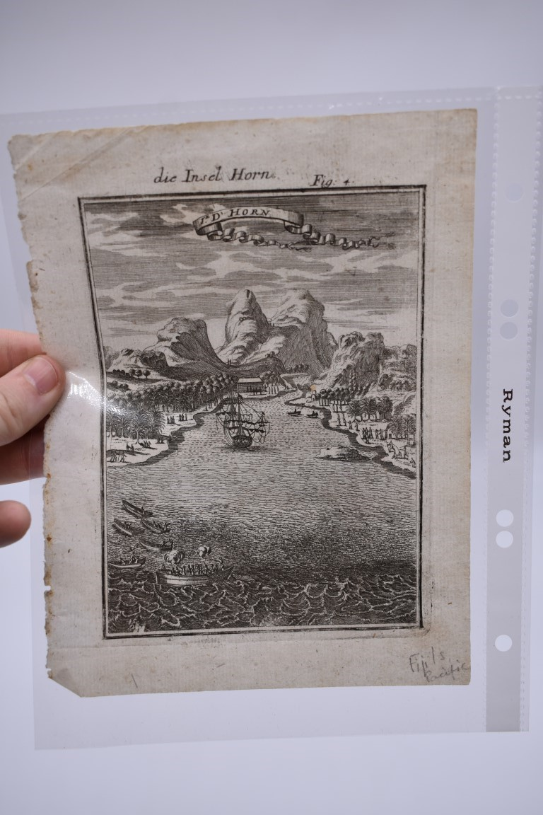 PRINTS, MAPS & ENGRAVINGS:collection of approx 70 prints, maps and engravings, largely 17th-19th - Image 9 of 30