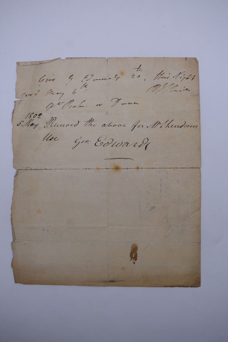 MANUSCRIPT MISCELLANY:collection of approx 18 items, manuscripts on paper, 17th to early 19th - Image 4 of 26