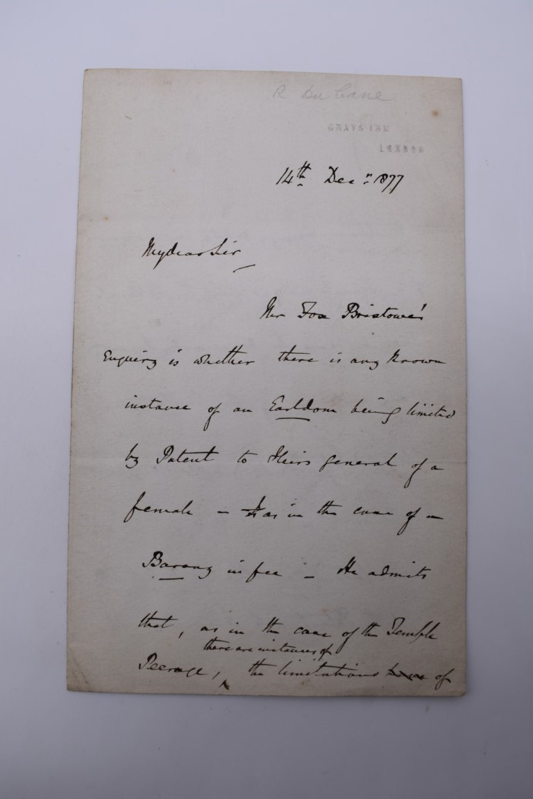 MANUSCRIPT MISCELLANY:collection of ALS and cut signatures, to include 2 side letter from conductor - Image 29 of 36