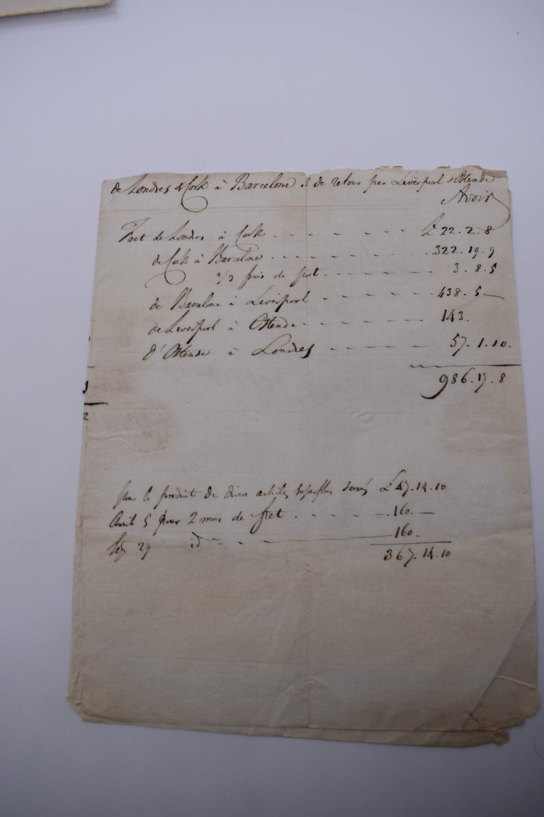 MANUSCRIPT DOCUMENTS, 17TH & 18THC:a group of 6, to include 34 line witness account of an assault - Image 5 of 11