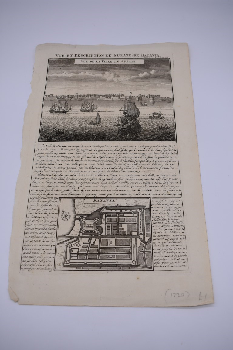 MARITIME PRINTS:collection of approx 61 maritime engravings and etchings, 18th-19th century, - Image 2 of 59