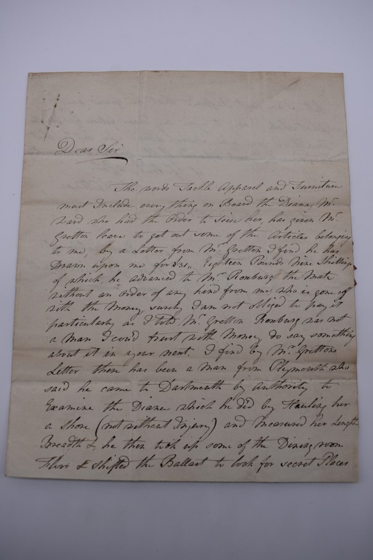 MANUSCRIPTS:collection of approx 15 items, 17th-early 19thc manuscripts, to include 2pp letter - Image 2 of 29
